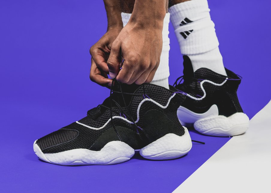save off 1a8d3 d5c72 adidas Crazy BYW LVL 1 CQ0991