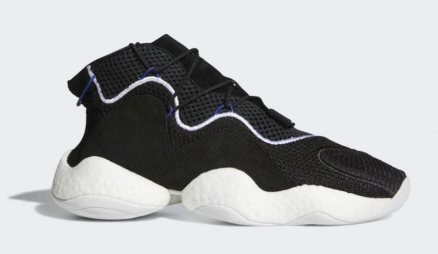adidas Crazy BYW LVL 1 Boost Release Date