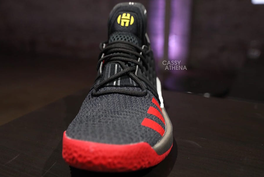adidas Harden Vol 2 Bred