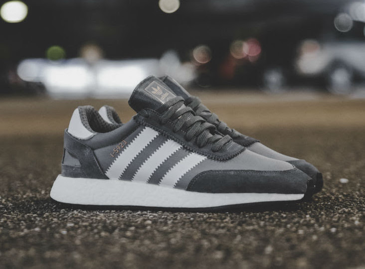 adidas I-5923 Iniki Runner Vista Grey BB2089