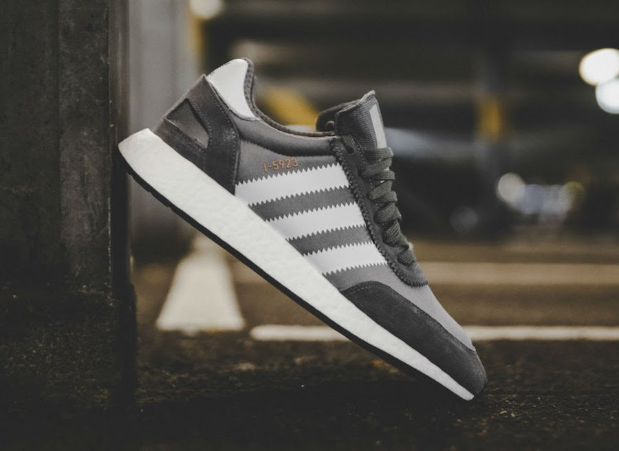 62ed16a56814 adidas I-5923 Iniki Runner Vista Grey BB2089. LATEST VIDEOS
