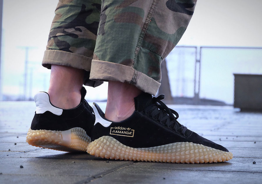 adidas Kamanda On Feet