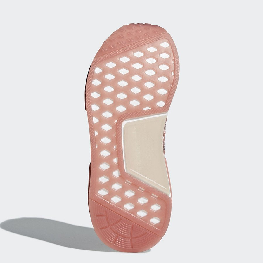 adidas NMD R1 Primeknit STLT Ash Pink CQ2028