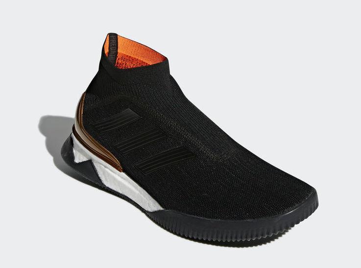 adidas Predator Tango 18+ Boost Black Infrared CM7685