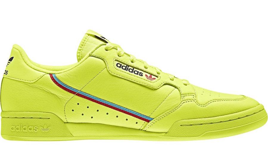 adidas Rascal Semi Frozen Yellow