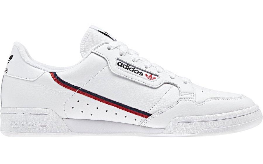 adidas Rascal White