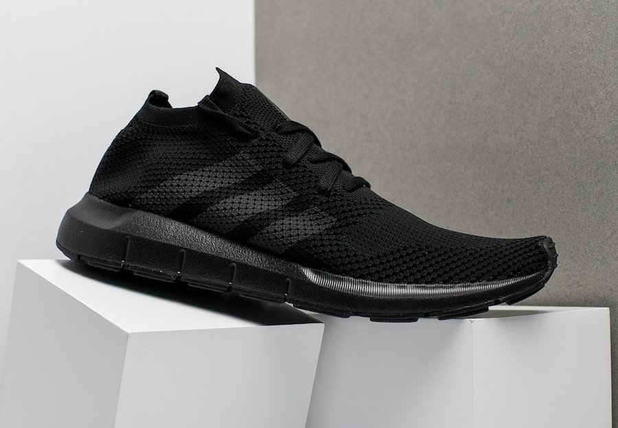 adidas swift run primeknit triple black cq2893 0a2688e5f