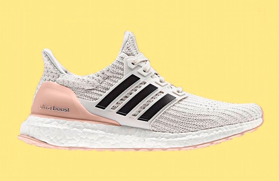 adidas Ultra Boost 4.0 Show Your Stripes Cloud White