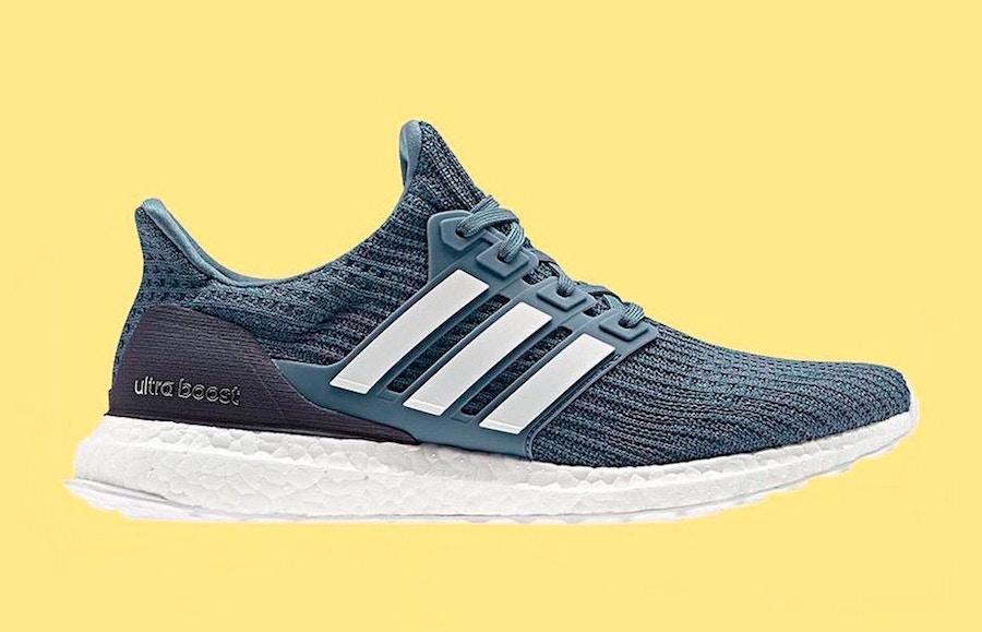 adidas Ultra Boost 4.0 Show Your Stripes Tech Ink