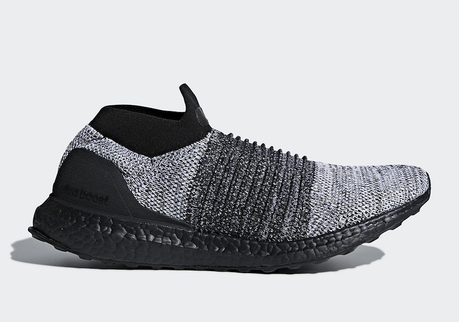adidas Ultra Boost Laceless Black Boost BB6137