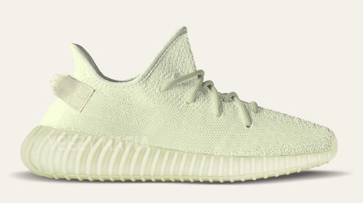 adidas Yeezy Boost 350 V2 Ice Yellow