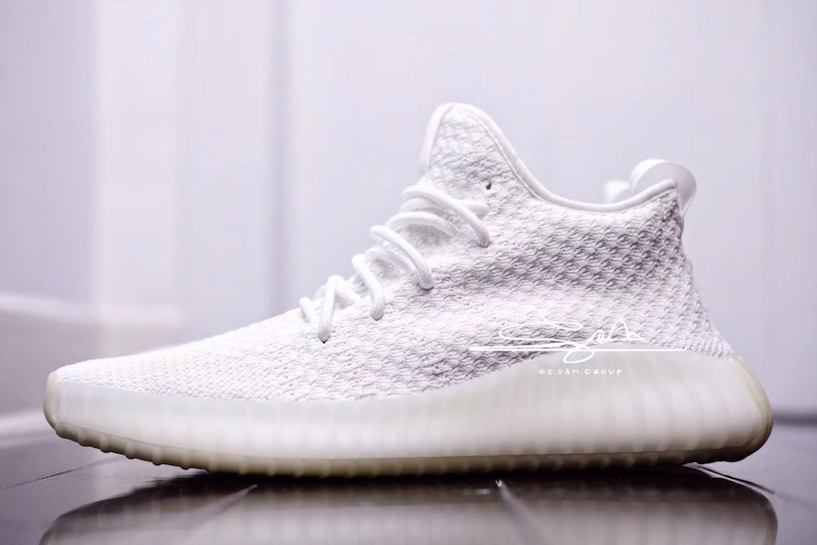 adidas Yeezy Boost 650 Triple White