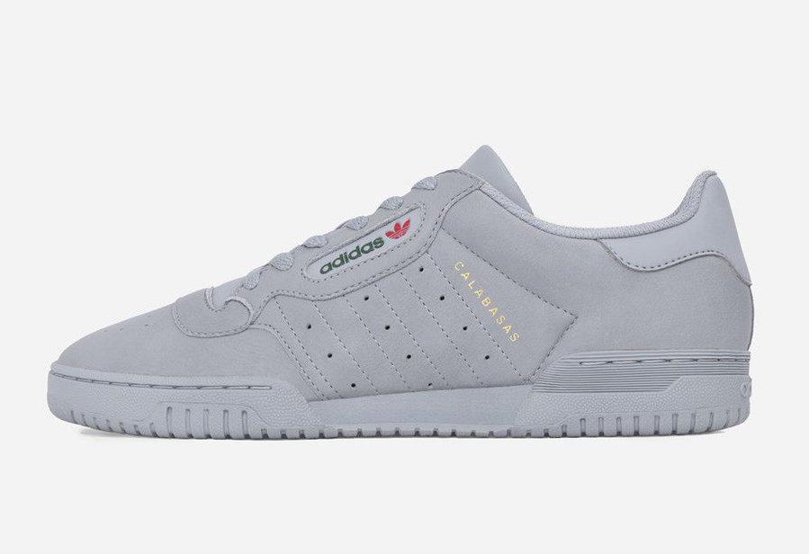 adidas Yeezy PowerPhase Grey CG6422