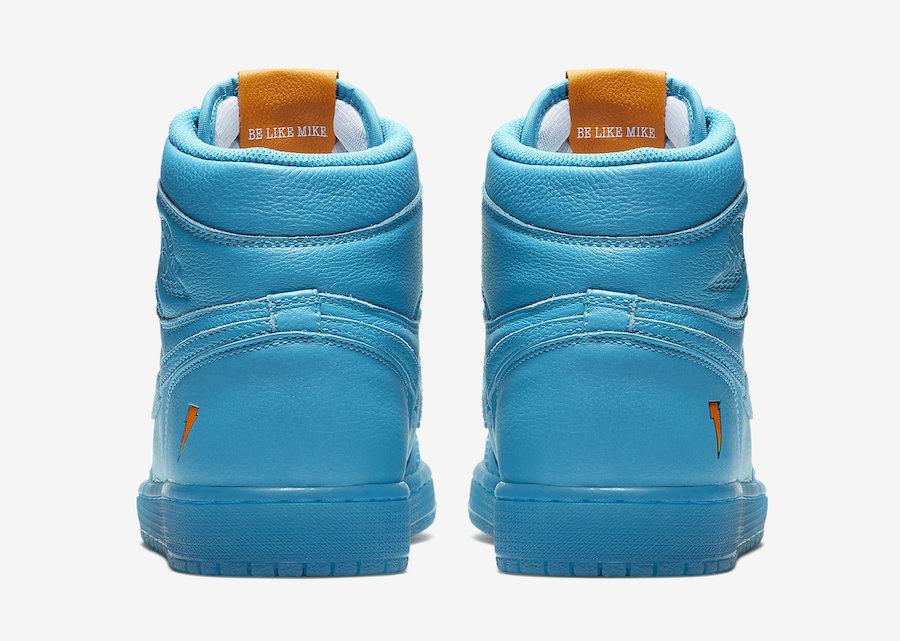 Air Jordan 1 Blue Gatorade AJ5997-455