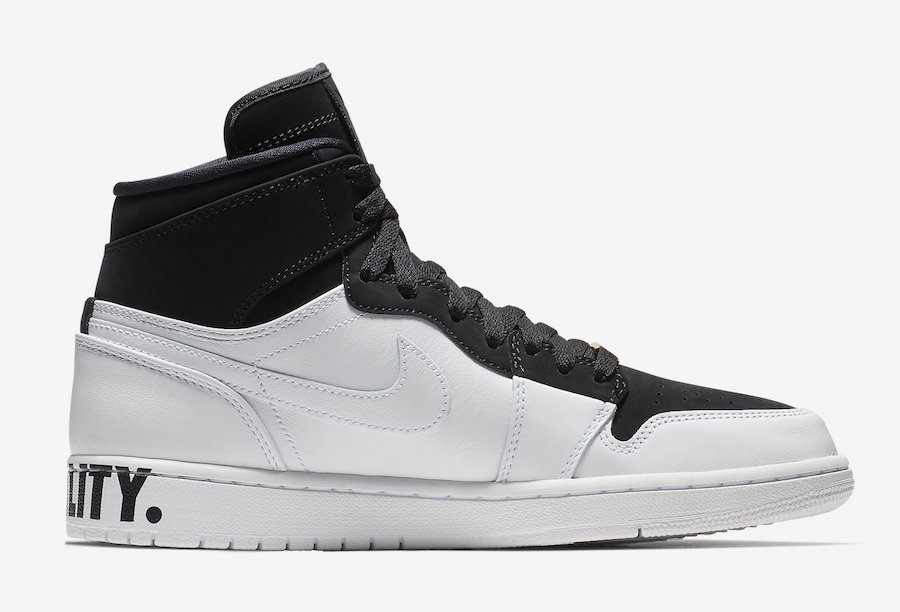 Air Jordan 1 Equality AQ7474-001