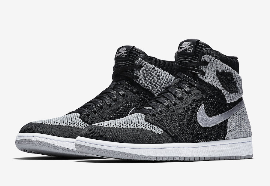Air Jordan 1 Flyknit Shadow 919704-003 Release Date