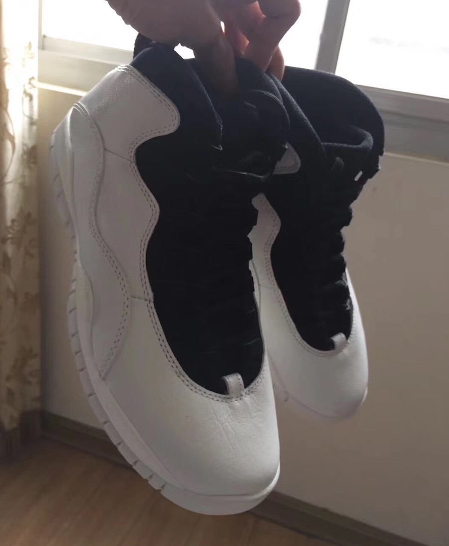 Air Jordan 10 Im Back 310805-104 Release Date
