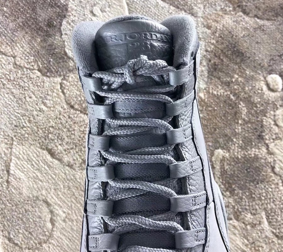 Air Jordan 10 Retro Cool Grey White 310805-022