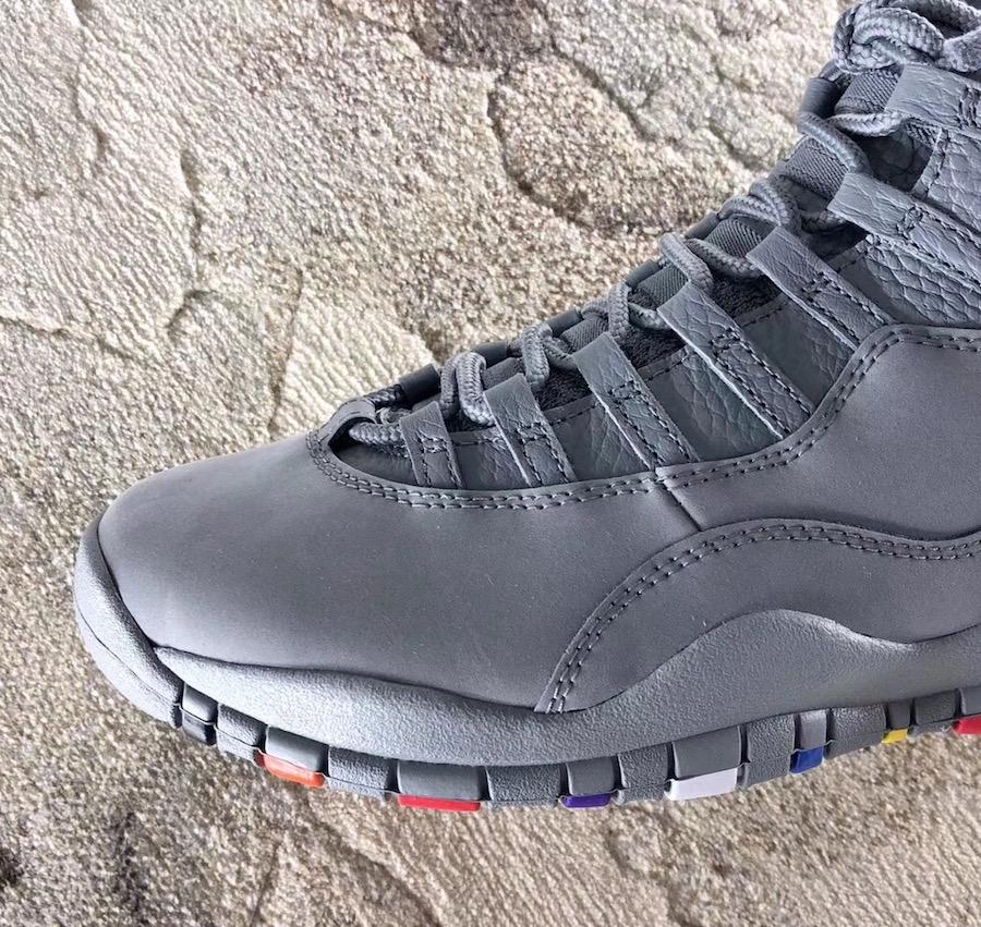 decdbd9ae2c9 Air Jordan 10 Cool Grey 310805-022 Release Date