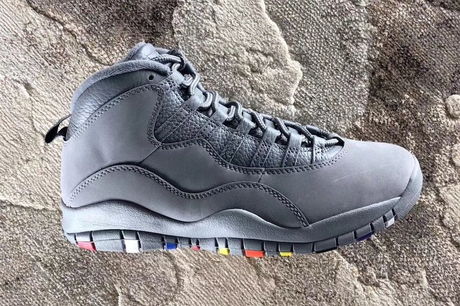 new style ad51e 169b2 Air Jordan 10 Cool Grey 310805-022 Release Date | SneakerFiles