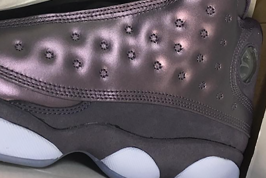 Air Jordan 13 GS 'Dark Raisin' Releases December 26th
