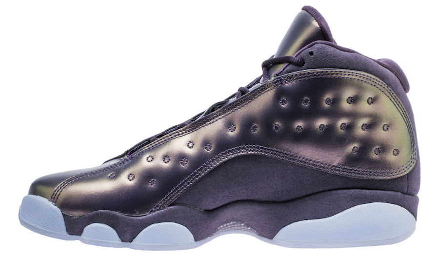 on sale 38674 c7f17 Air Jordan 13 Heiress Dark Raisin AA1236-520 Release Date