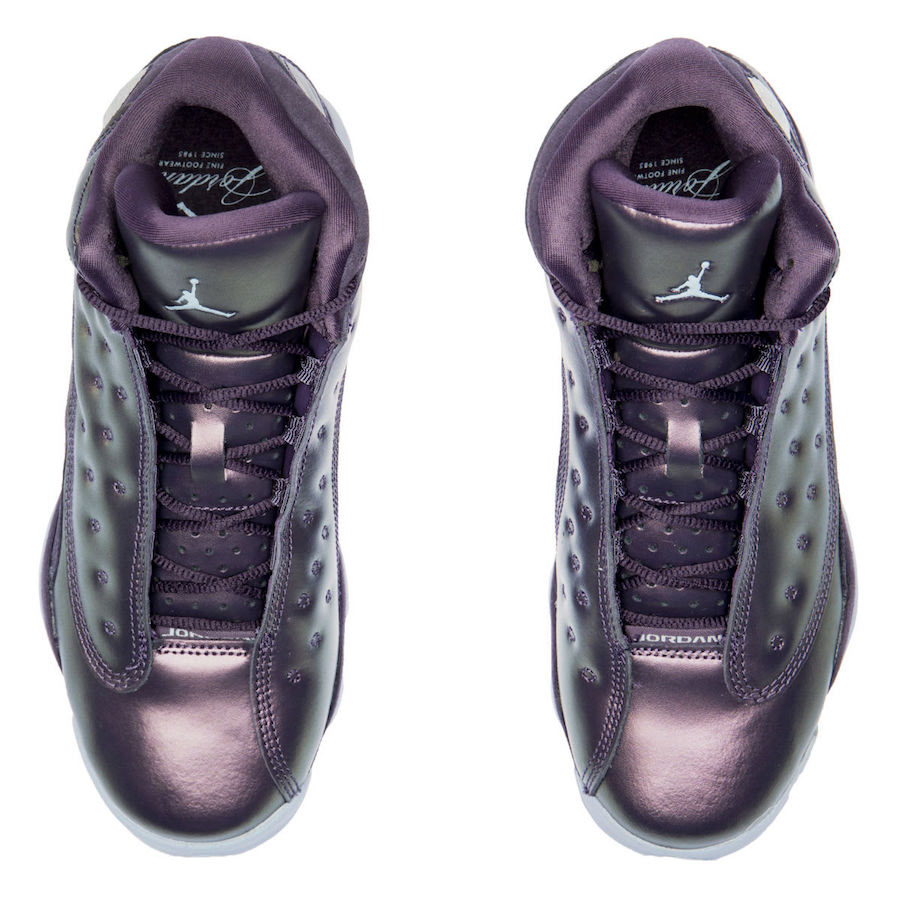 Air Jordan 13 Heiress Dark Raisin AA1236-520 Release Date