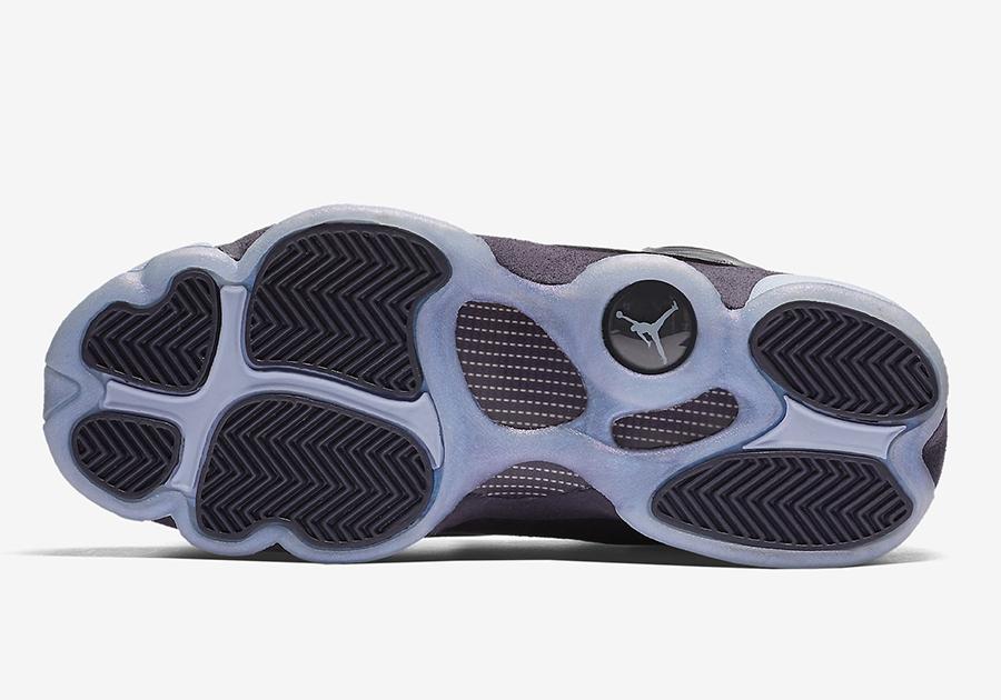 Air Jordan 13 Heiress GS Dark Raisin Hydrogen Blue AA1236-520
