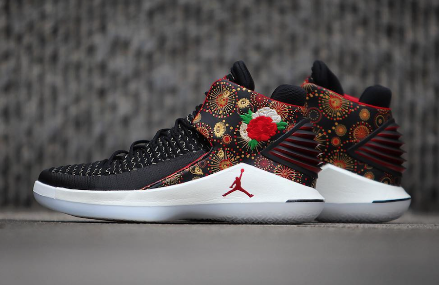 Air Jordan 32 CNY Chinese New Year AJ6331-042