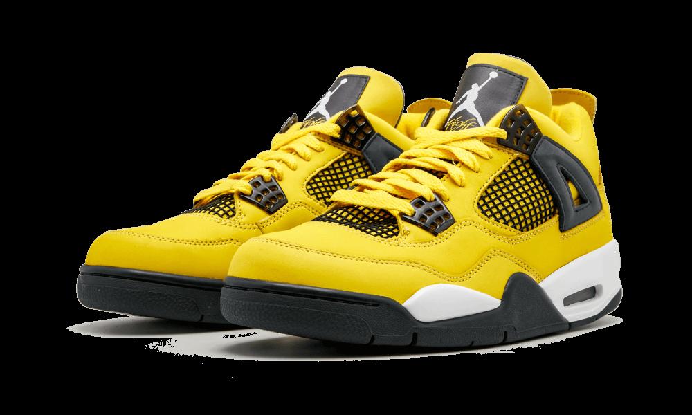 Air Jordan 4 Lightning Release Date