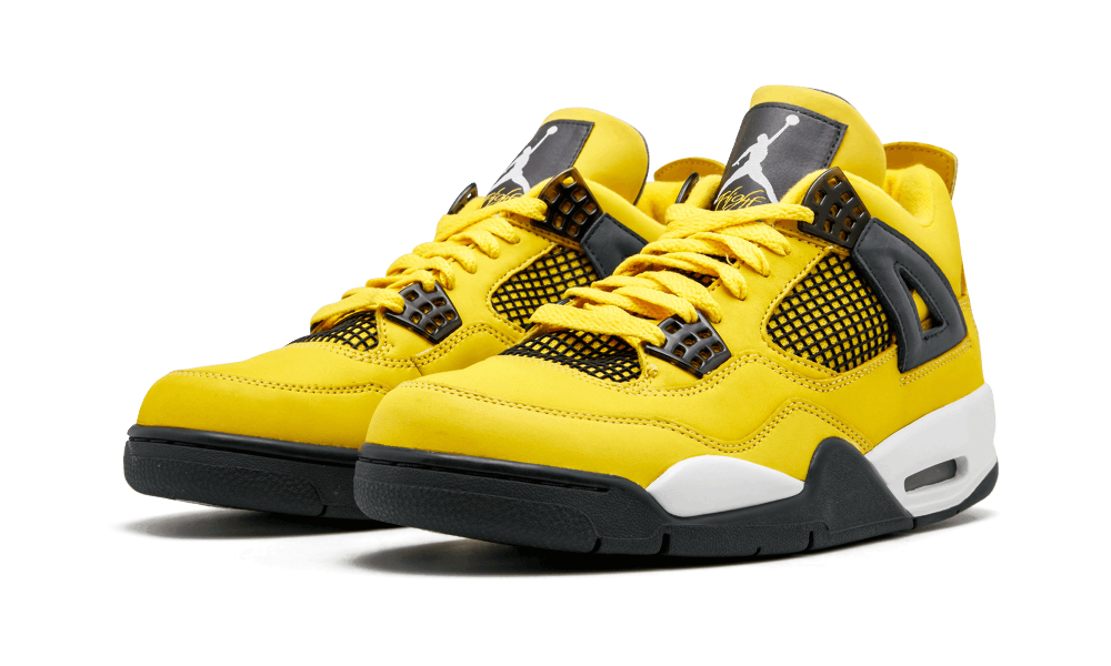 pretty nice 98688 4266a Air Jordan 4 Lightning Release Date
