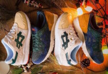 Asics Gel Lyte V Christmas Vacation Pack