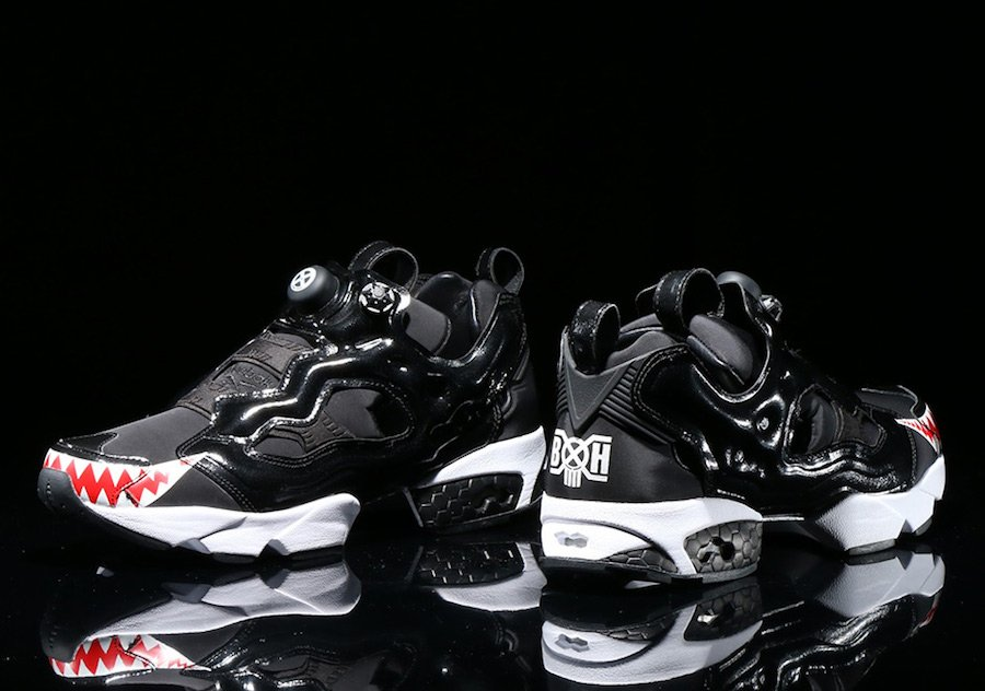 atmos Bounty Hunter Reebok Insta Pump Fury Sameru Kun