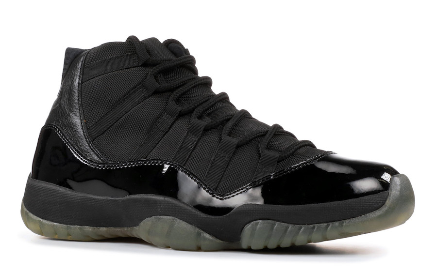 Blackout Air Jordan 11 Prom Night 2018