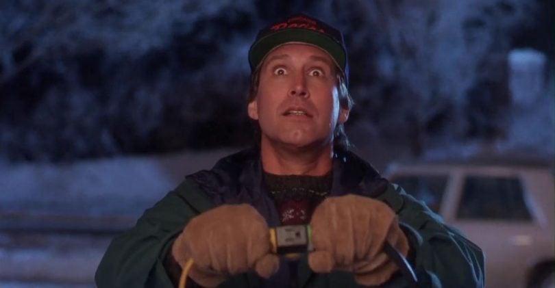 Clark Griswold Asics Gel Lyte Christmas Pack