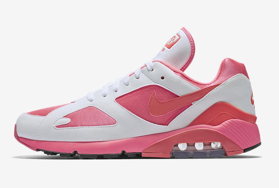 COMME des Garcons Nike Air Max 180 AO4641-600