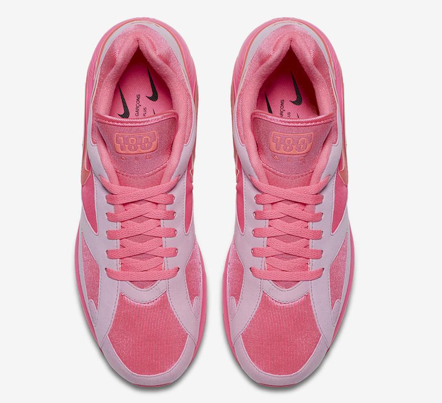 COMME des Garcons Nike Air Max 180 AO4641-602