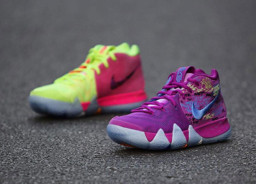 Confetti Nike Kyrie 4