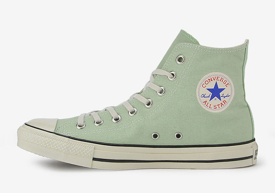 Converse Japan All Star Localize Hi Green
