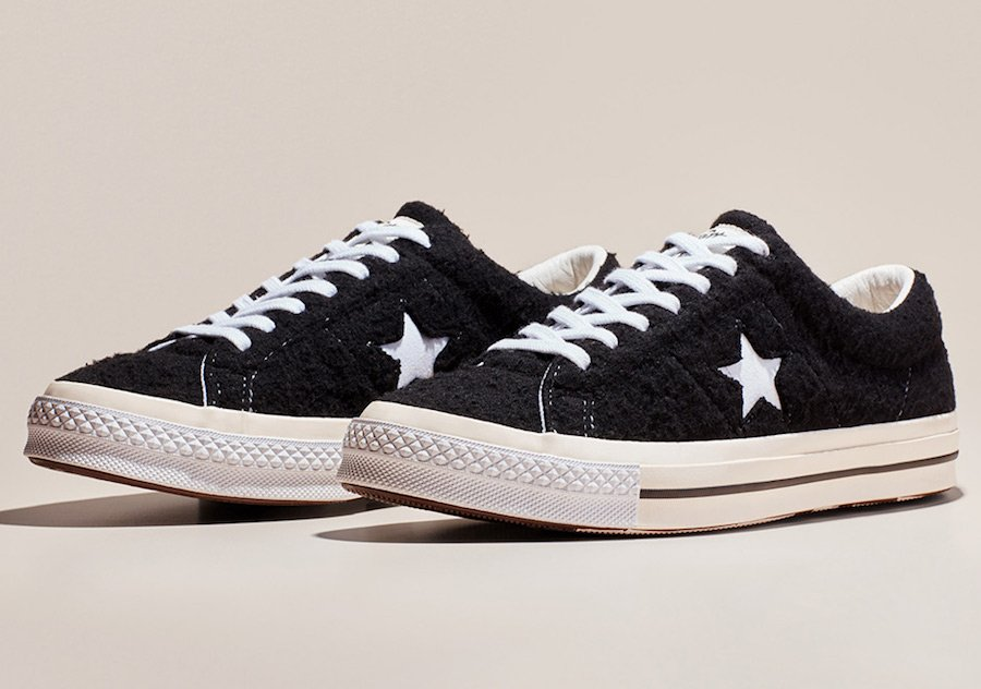 Converse Patta Deviation One Star Black