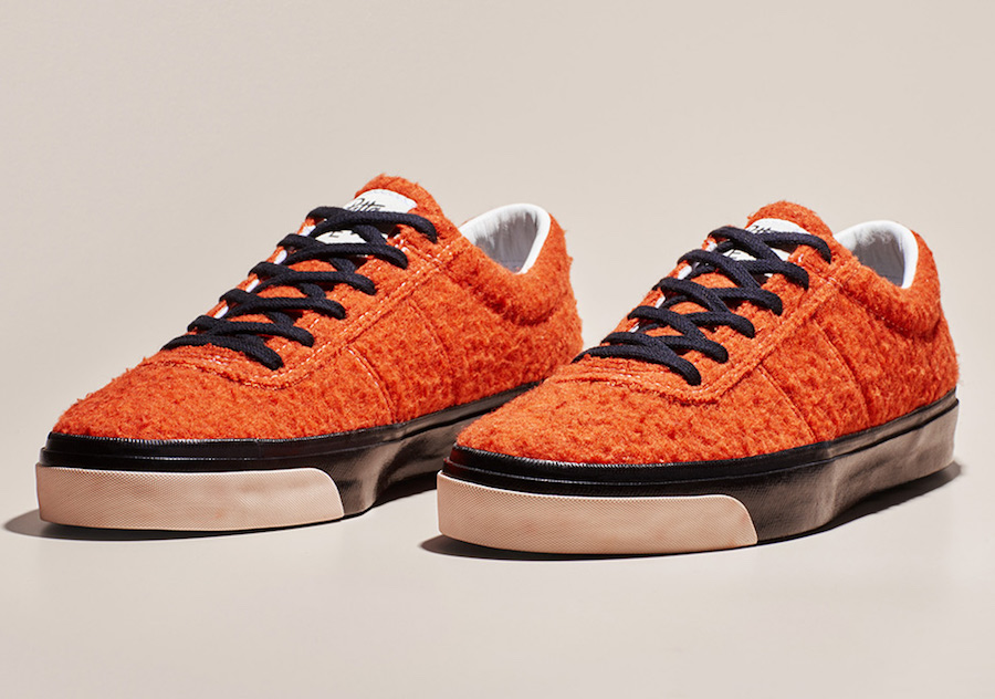 Converse Patta Deviation One Star Court Classic Orange