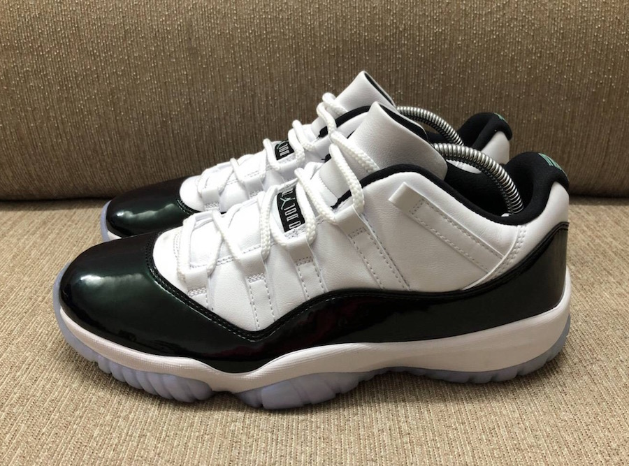 Easter Air Jordan 11 Low 2018 Retro
