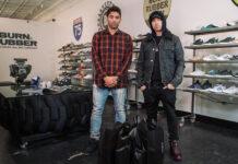 Eminem Sneaker Shopping