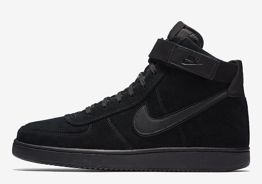 John Elliott Nike Vandal High Black AH8518-001