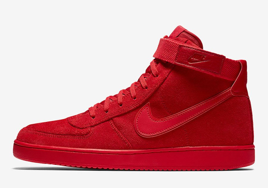 John Elliott Nike Vandal High Red AH8518-600