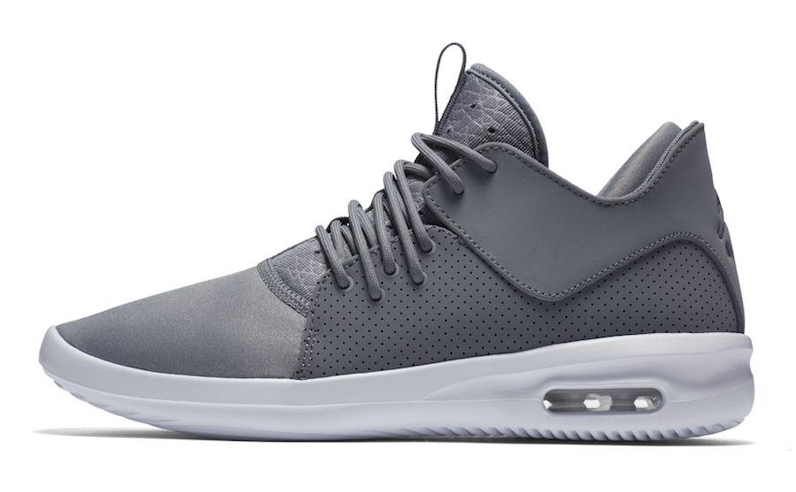Jordan First Class Grey