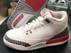 Katrina Air Jordan 3 Grade School