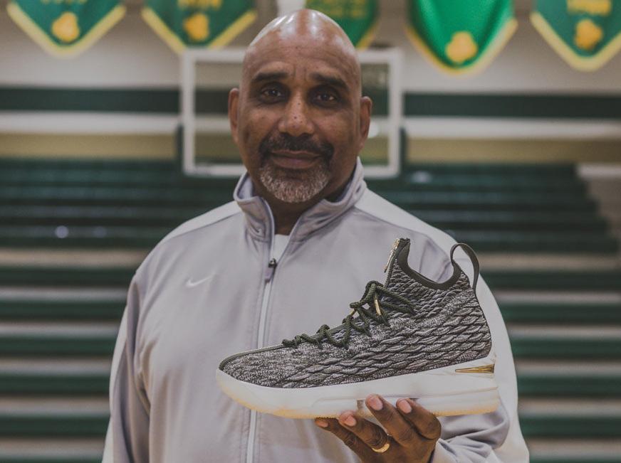 KITH Nike LeBron 15 SVSM