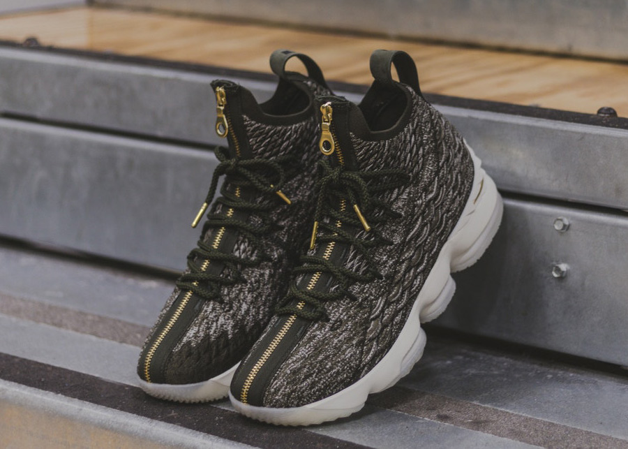 new product f5991 0f378 KITH Nike LeBron 15 SVSM | SneakerFiles