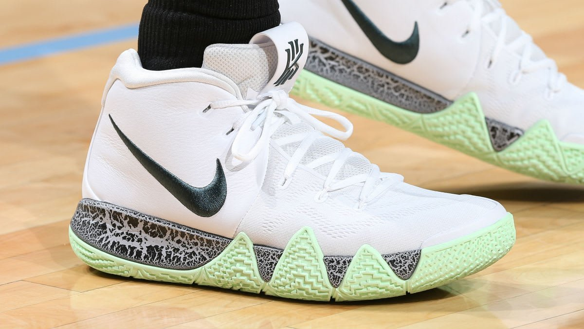 Kyrie Irving 4 Glow in the Dark